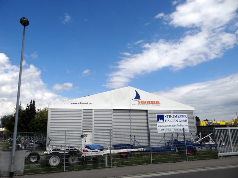 Mobile Hallen - Stromeyer Hallen in Radolfzell